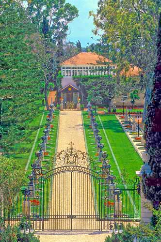 The holiest spot in the Bahá'iWorld