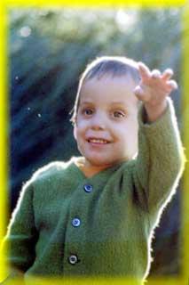 O Thou kind Lord! I am a littlechild